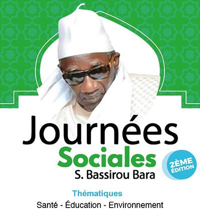 JOURNEES SOCIALES SERIGNE BASSIROU BARA – 2e Edition