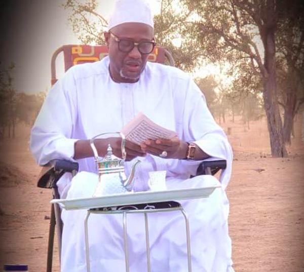 Serigne Abdou Samad Mbacke Sonhibou