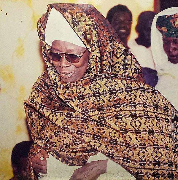 Sokhna Maïmouna Mbacke Khadimou Rassoul